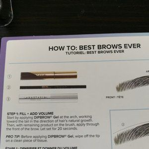 Anastasia Beverly Hills Makeup - Anastasia of Beverly Hills 'Best Brows EVER Kit'